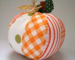 laranja de tecido