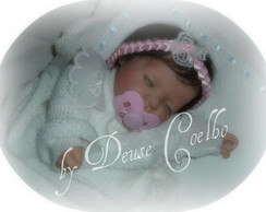 Beb� Reborn Clara - Adotada!