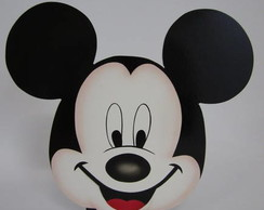 Cofre com Recorte do Mickey