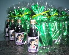 Garrafa Personalizada (p/bebida) + ta�a
