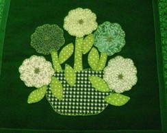 Almofada Cesta de Flores COD: 031