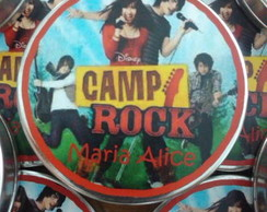 Latinhas Mint To Be - Camp Rock