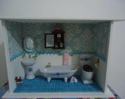 Quadro para banheiro ou lavabo
