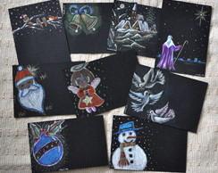 Cart�es Noite de Natal