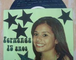 Meu Disco - Convite 15 anos