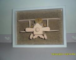 quadro decorativo maternidade beb�