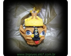 "Cole��o -Pote toy art "" Jack Indefinido"""