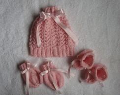 Kit de tric� para beb�