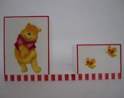 Porta L�pis do Ursinho Pooh