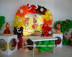 Decora��o Clean Cocoric�