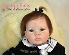 Boneca Reborn Ana Caroline