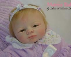 Boneca Reborn Mel