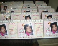Calendario Gatinha Marie 2014