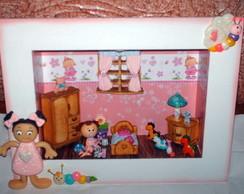 Cenario quarto de beb�