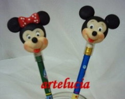 mickey e minnie-ponteira