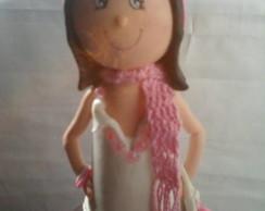 Boneca Teen de Caba�a