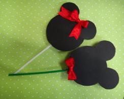 Pirulito Minie e Mickey