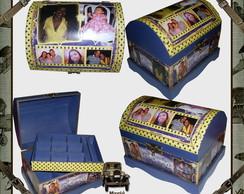Ba� com fotos para bijuterias Mayara