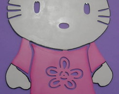 Escultura Hello Kitty