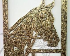 Quadro Cavalo - Decora��o (QCAV00)