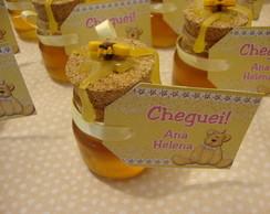 Potinhos geleinha com mel