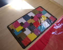 Tapete Falso Patchwork