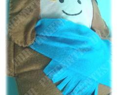 Boneco Aviador - tecido