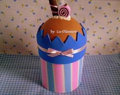 Cupcake  Porta  Bombons