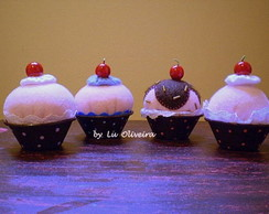 Alfineteiro Cupcake  Novos  Modelos