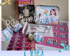 Festa Barbie Princesa da Ilha