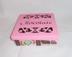 Caixa Chocolate