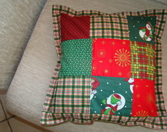 almofada natalina