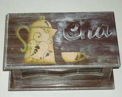 Caixa de Ch� / Tea Box