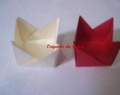 Forminhas para docinhos de origami