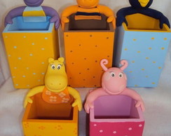 Porta l�pis Backyardigans.