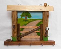 Porta Chave Porteira