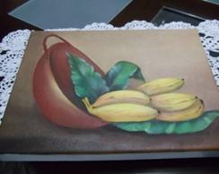 Pintura � oleo,tela