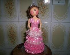 topo de bolo de 15 anos