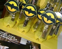 convite infantil anivers�rio do batman