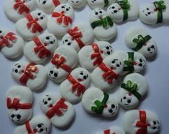 Boneco de neve ( c/ 100 unidades )