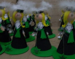 Boneca Formanda EVA 3D