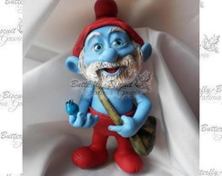 PAPAI SMURF PERSONAGEM DO FILME SMURFS
