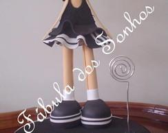 Boneca 3D Rafaela