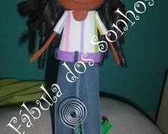 Boneca 3D Morena Dea