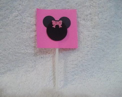 PALITO DECORATIVO MINNIE