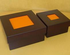 Conjunto caixas decorativas C101
