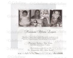 Convite Mariana