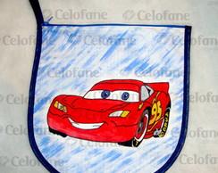 Bolsa de roupa seca e molhada Os Carros