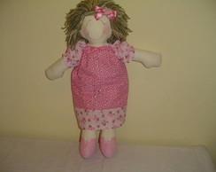 Boneca de pano (Aninha)