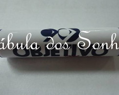 R�tulo Personalizado + Chocolate Baton